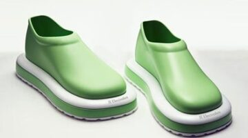 Dustmates: Shoes That Vacuum Your Floors While You Walk