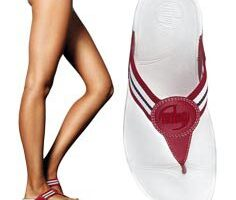 Fit Flops: Fun Summer Sandals That Tone Your Ankles, Calves and Legs!