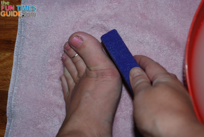 foot hard skin pain