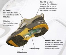 GPS Shoes Keep Kids And Adults Safe