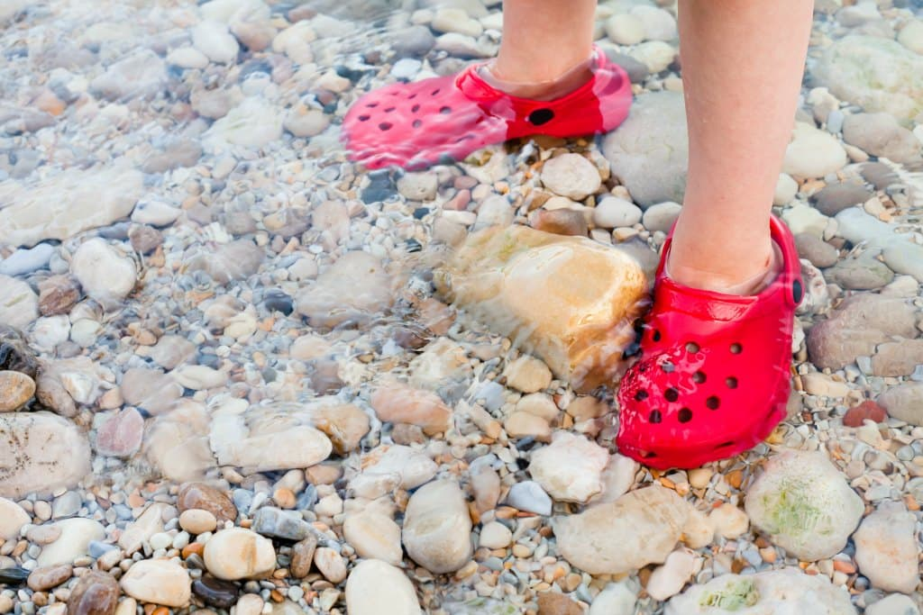 Do Crocs shrink in the sun? YES! Here's what you can do.