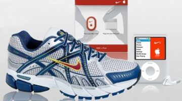Nike iPod Shoes Let You Track Your Running & Workout Routines