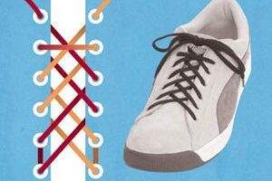All The Ways You Can Tie Your Shoelaces & Lace Your Shoes
