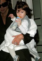 Baby Needs A New Pair Of Shoes…Says Suri Cruise To Mama Katie Holmes