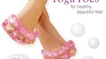YogaToes: One-of-a-Kind Toe Stretchers